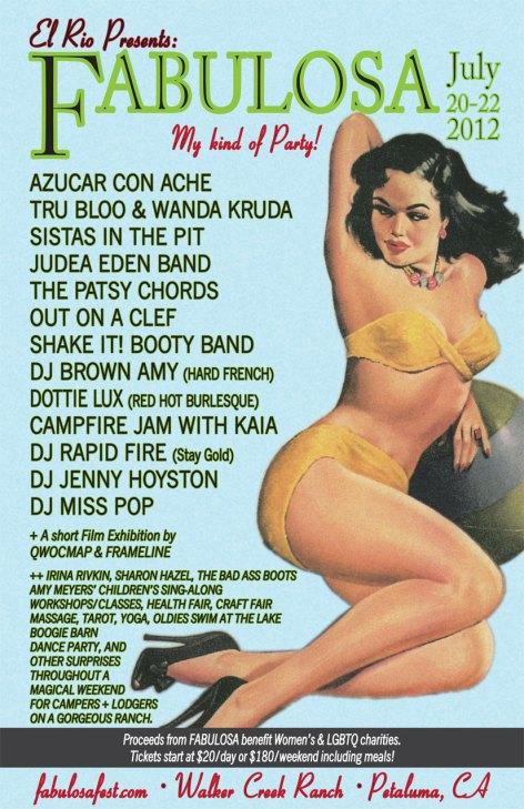 Fabulosa Fest 2012