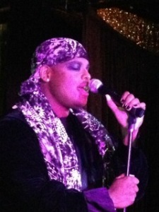 Lambert (Ebony Jett) is originally from NYC, where he cut his teeth singing in jazz clubs, theaters and nightclubs like the Pyramid & the legendary Squeezebox. He loves San Francisco and can be seen sometimes on the stage of Some Thing at the Stud. He is thrilled to be part of this year's Winter Ball.