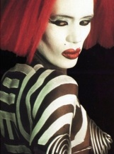 GRACE JONES (Model/Actress/Singer/Disco Creature)