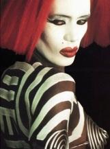 GRACE JONES (Model/Actress/Singer/Disco Creature)
