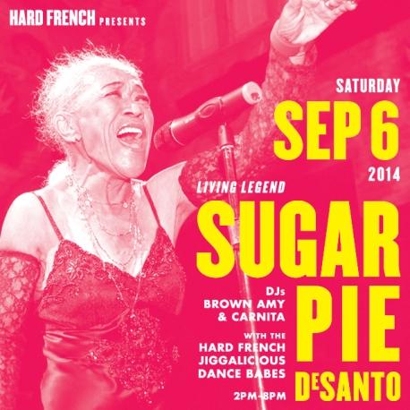 Sugar Pie poster